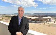 García de la Vega: «El Real Murcia es mío y lo recuperaré»