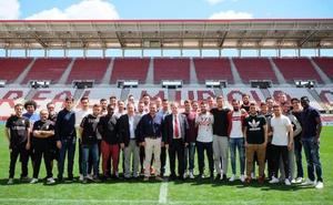 Víctor Gálvez paga el mes de enero a la plantilla del Real Murcia