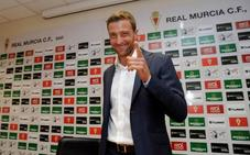 Óscar Sánchez, candidato a la dirección deportiva del Murcia