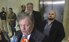 Víctor Gálvez se pone como meta estabilizar al Murcia