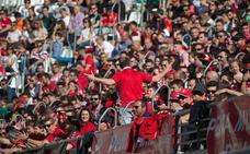 La afición del Murcia pagará entre 4 y 15 euros por ver el primer asalto por el ascenso