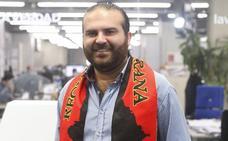 Pablo Guzmán, nuevo presidente de la Federación de Peñas granas