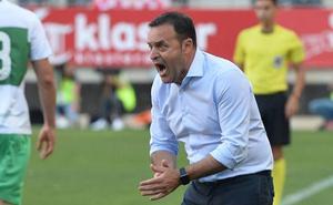 Salmerón: «El partido se ha decantado en las áreas»