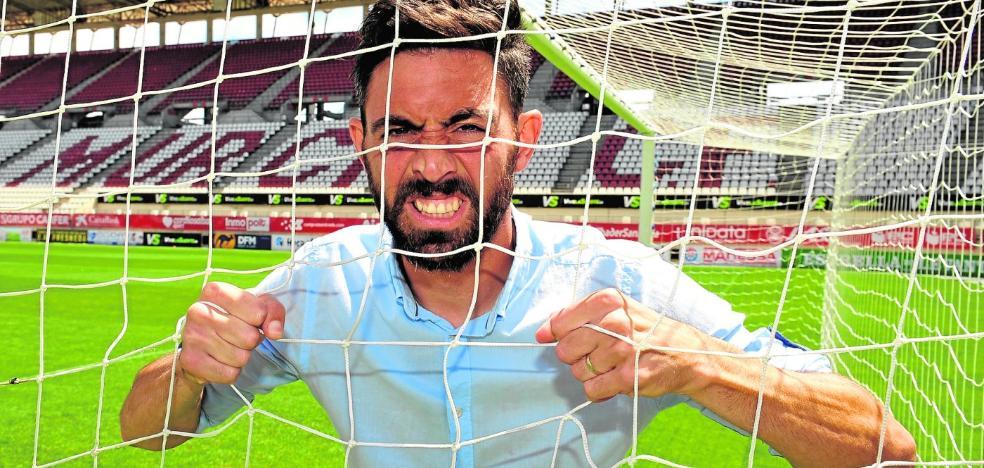 Molo: «Un gol en Elche lo cambia todo; tenemos que ser más valientes»