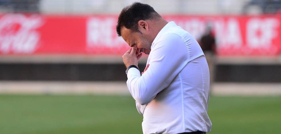 Salmerón: «Yo tengo fuerzas para empezar otra liga mañana, pero deben cambiar muchas cosas en el club»