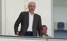 De la Vega exige a Gálvez que no firme contratos hasta que se pronuncie el TAS