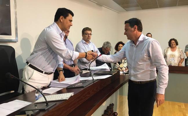 Sergio Martínez, nuevo concejal de Agricultura