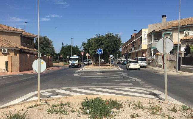 La renovación de aceras en La Ribera y La Manga se lleva el 74% de las inversiones del superávit