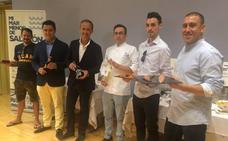 El salazón reúne a 8 cocineros para mostrar la calidad de un sabor con tradición