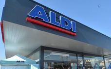 La cadena alemana Aldi inaugura un supermercado el próximo mes