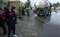 Un colector evitará inundaciones en los barrios de Los Ríos y Los Pescadores