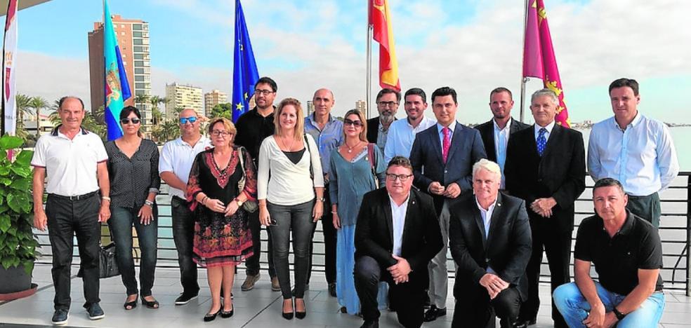 Los deportistas inundarán cada metro de La Ribera