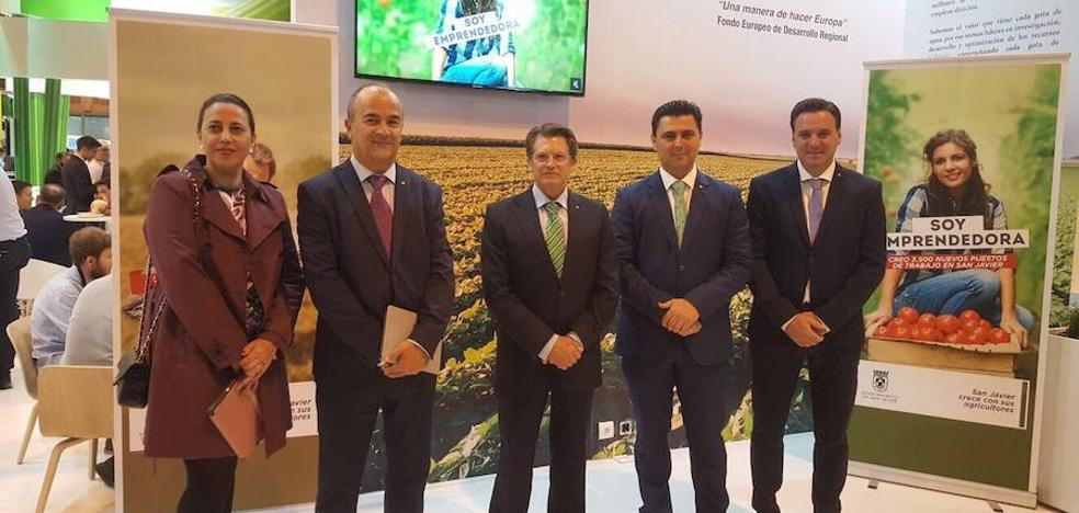 La agricultura de El Mirador irrumpe en Fruit Attraction