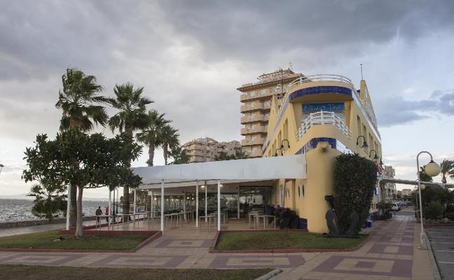 Un restaurante del exalcalde de San Javier ocupó diez años suelo municipal sin pagar