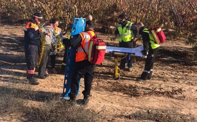 Hallan en buen estado de salud al desaparecido de 83 años en Pozo Aledo