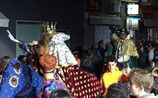 Los Reyes Magos más marineros