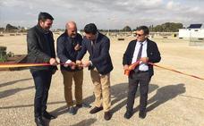 El parking de autocaravanas abre en La Ribera con 210 plazas y zona de ocio