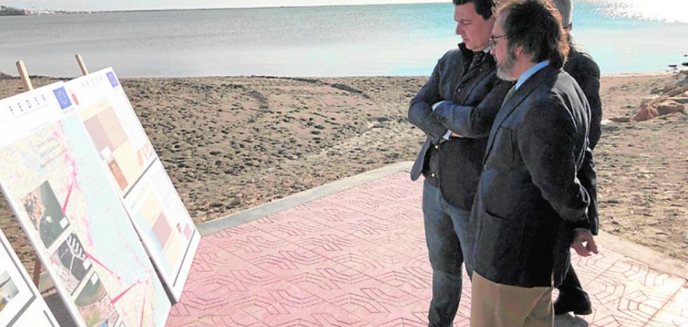 La playa de El Atalayón acogerá embarcaciones