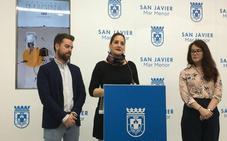 Imagina devuelve el arte a las calles de San Javier
