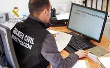 Detenido en San Javier por estafar 1.500 euros en cheques ahorro