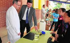 Estudian crear granjas de mejillones en el Mar Menor para depurar las aguas