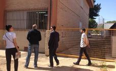Cs denuncia «el mal estado» del IES Ruiz de Alda y la falta de inversiones