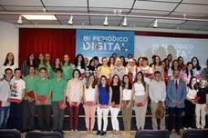 Estudiantes de doce institutos de la Región se dan cita en Caravaca en la final del concurso 'Mi Periódico Digital'
