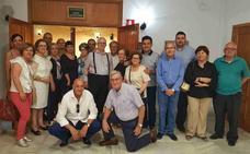 La sala de actos y exposiciones de la Casa de la Cultura lleva el nombre de Antonio Martínez Torres