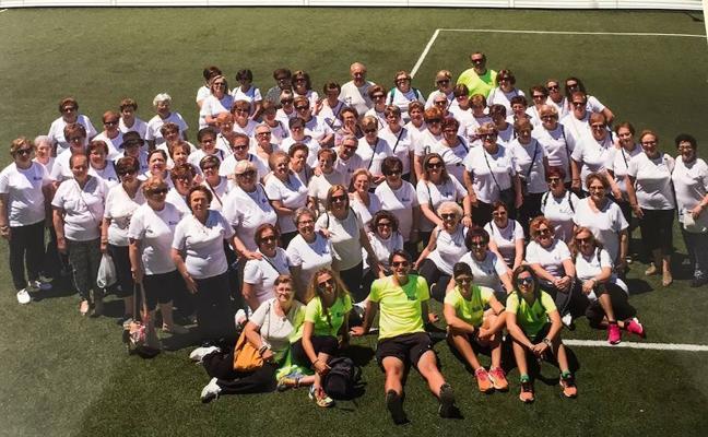 Más de 400 personas participan en el programa de actividades para adultos de la Concejalía de Deportes