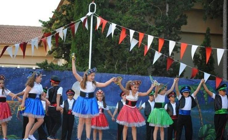 FESTIVAL COLEGIO CERVANTES - PRIMARIA 3B