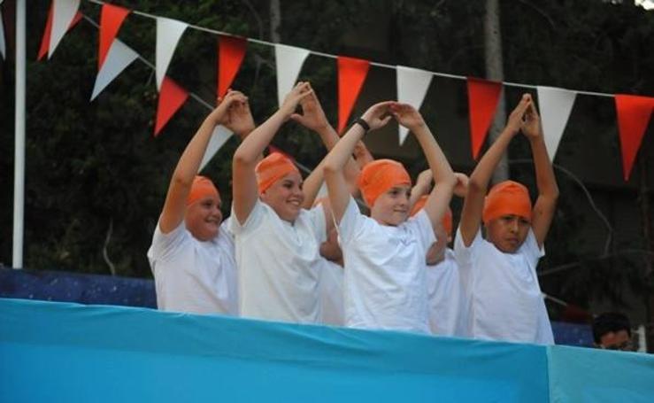 FESTIVAL COLEGIO CERVANTES - PRIMARIA 5B