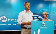 """José Francisco García: """"El desfase de 2 millones de euros sí ha afectado directamente al bolsillo de los caravaqueños"""""""