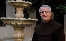 """Padre Pascual Gil: """"Seamos como seamos los frailes, en Caravaca siempre se nos quiere"""""""