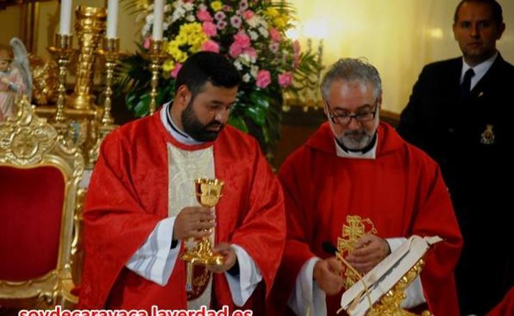 Primera misa de Yerny José Yedra 2