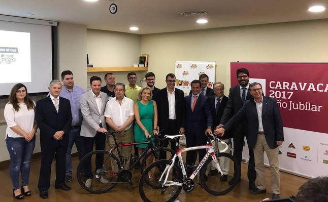La Vuelta Ciclista a España regresa a la Región de Murcia y a Caravaca