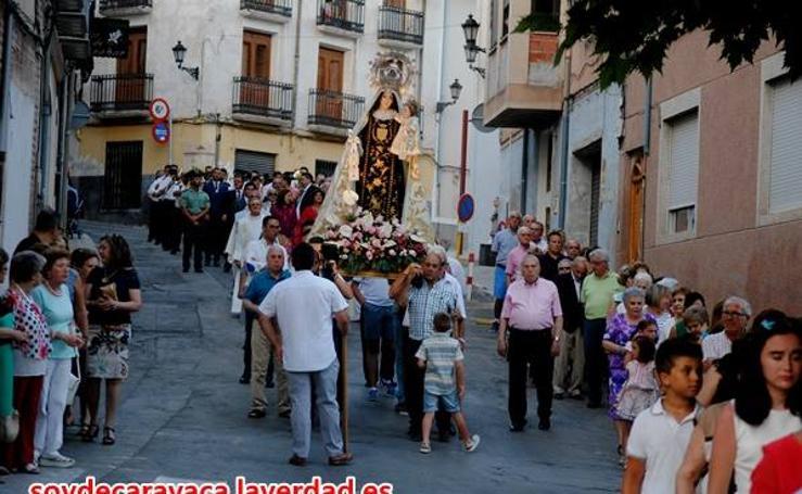 Procesión de la Virgen del Carmen 2017 - III
