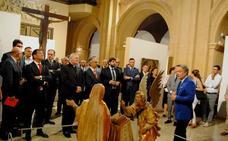 """La antigua iglesia de La Compañía abre sus puertas al Renacimiento con la exposición """"Signum"""""""