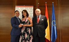 Mari Carmen Martínez, de Trucca, recibe la Estrella de Oro a la Excelencia Profesional