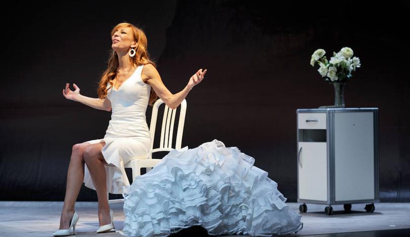 """""""La Gibraltareña"""", con Elisa Matilla, abre esta noche la XXXVII Semana de Teatro de Caravaca"""