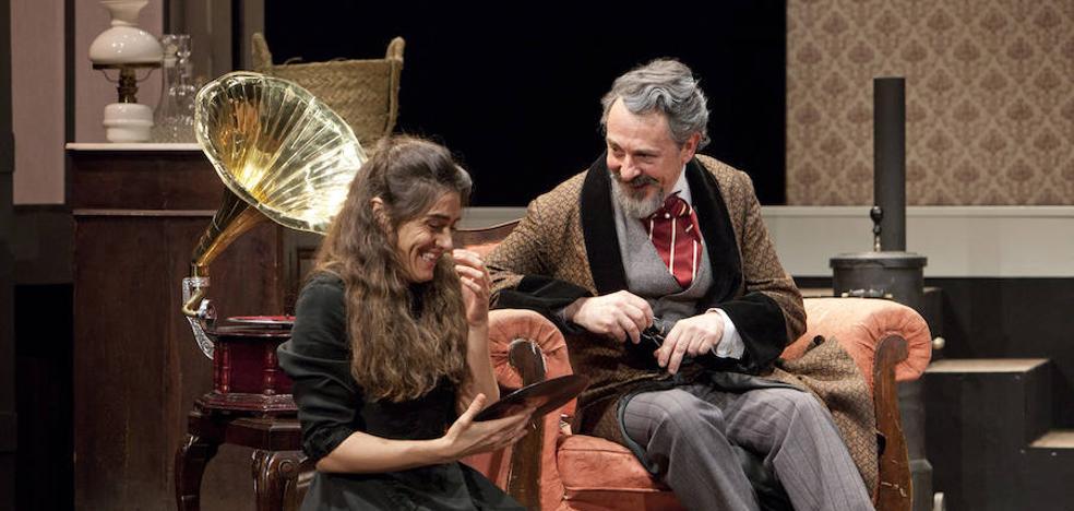 """Tristana"", la heroína de Pérez Galdós, llega esta noche a la XXXVII Semana de Teatro de Caravaca"