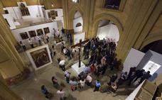 """Alrededor de 1.500 personas han visitado durante las primeras dos semanas la exposición """"Signum"""""""