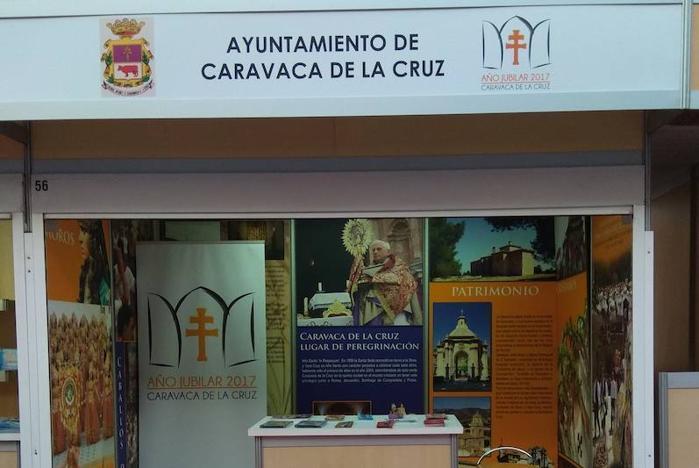 Caravaca promociona sus recursos turísticos en el Festival Internacional 'Cante de las Minas', de La Unión