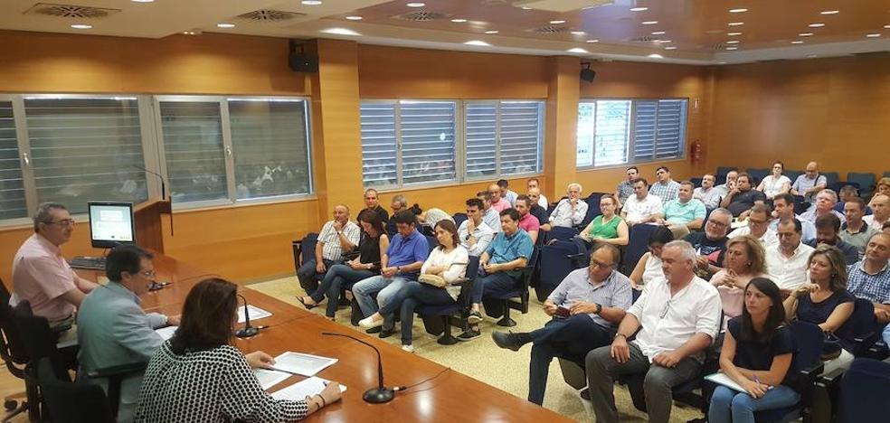 La Comunidad arreglará seis tramos de caminos de Caravaca dentro del Programa de Desarrollo Rural