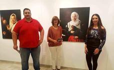 La Casa de Cultura acoge la exposición de la fotógrafa Sonia Muñoz, con recreaciones de grandes obras de la pintura