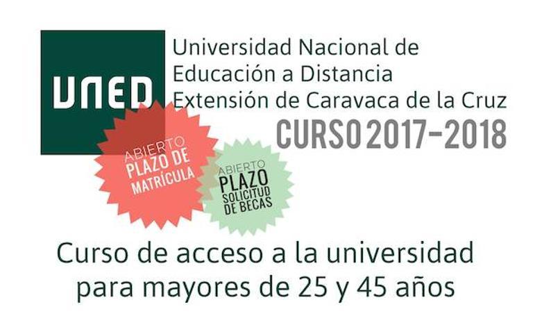 La extensión de la UNED en Caravaca formaliza las matriculaciones para el curso 2017/2018