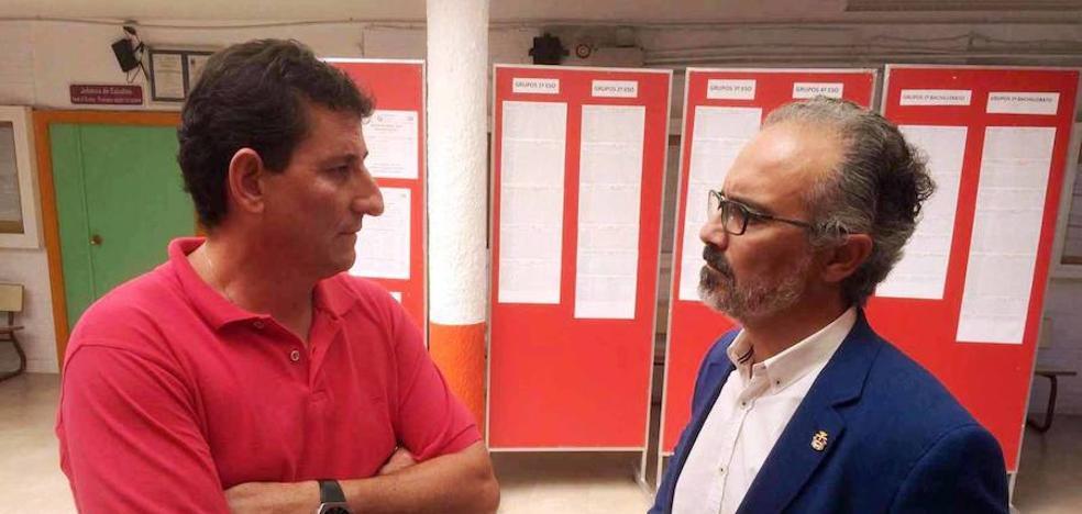 """La inauguración oficial del curso en FP tendrá lugar en el IES """"Ginés Pérez Chirinos"""""""
