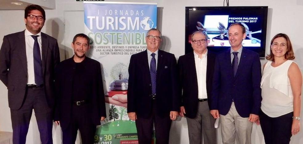 La Fundación Camino de la Cruz, el ciclista Alejandro Valverde y la Catedral de Murcia, premios Palomas del Turismo 2017