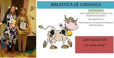La Biblioteca de Caravaca oferta sesiones cuentacuentos y el taller de escritura creativa 'Laboratorio portátil'