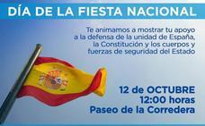 El PP anima a los vecinos a salir a la calle el 12 de octubre para defender la unidad de España