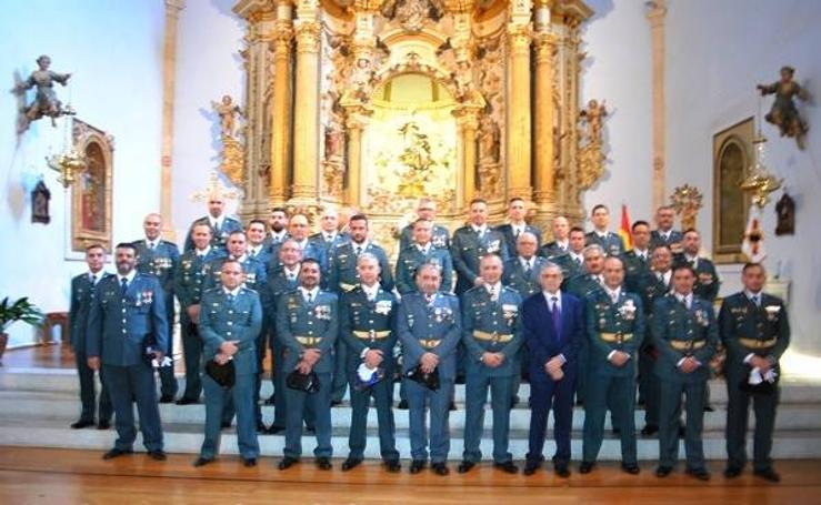 Festividad de la Virgen del Pilar - Patrona de la Guardia Civil II